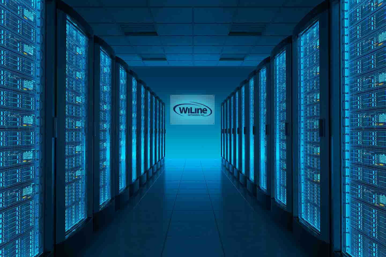 Business Internet Network Background